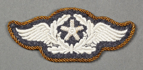 Career/Rating Patch for Flying Technical Personnel Office