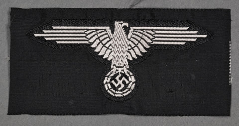 "SS ""Other Ranks"" Ranks Machine Woven Sleeve Shield"