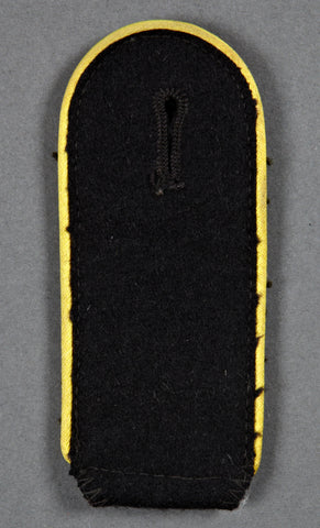 Waffen SS Enlisted Rank Single Shoulder Board