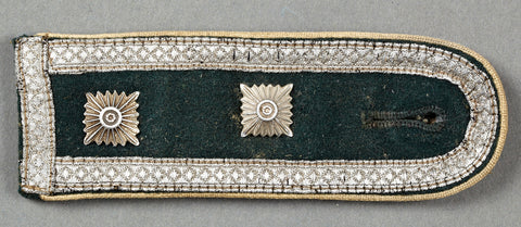 Single Shoulder Board for Army Infantry Master Sergeant