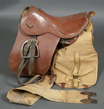 Rare WWII Japanese Cavalry Saddle