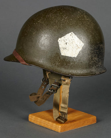 50's Vintage Reissue WWII US M1C Paratrooper Helmet-HUGE SAVINGS!!!