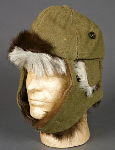 Excellent Japanese Winter Fur Cap