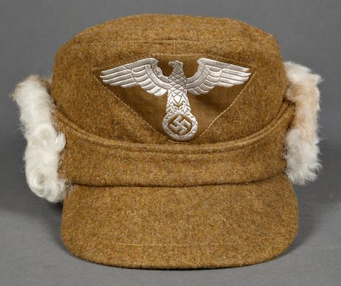 Choice, German Eastern Peoples Winter Field Cap