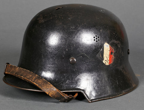 German Model 1934 Civic Helmet