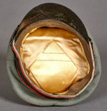 WWII German Army Artillery NCO Private Purchase Visor Cap