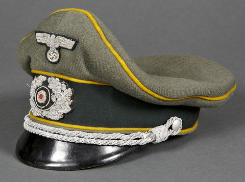 Cavalry Army Officer's Visor Cap by eReL