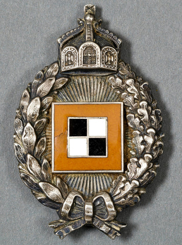 Handsome WWI Prussian Army Observers Badge
