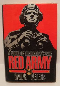 A Novel of Tomorrow's War Red Army