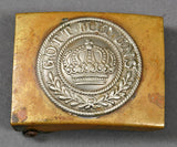 Imperial Buckle