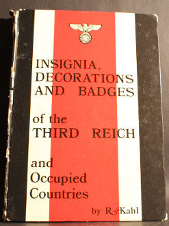 Insignia, Decorations and Badges of the Third Reich and Badges