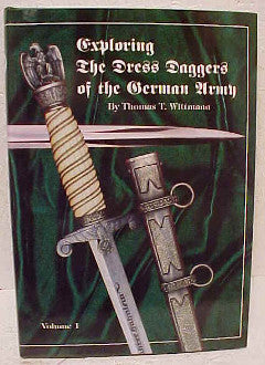 Exploring the Dress Daggers of the German Army