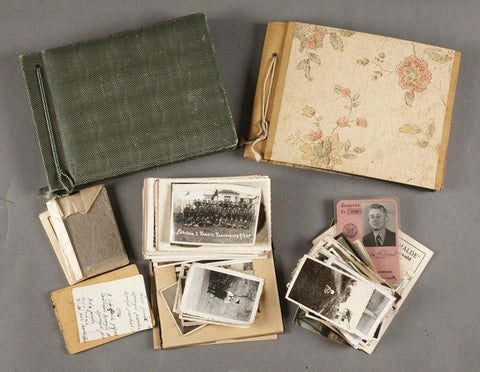 Absolutely Amazing Grouping Including Photo Albums, Person