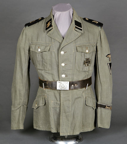 "SS VT ""Other Ranks"" Drill Tunic and Trouser"