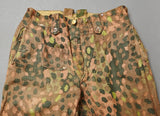 SS Model 1944 Pea Dot Camouflage Trousers