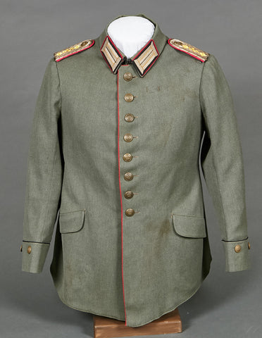 Dr. Richard Kantorowicz, Army War Veterinarian Tunic