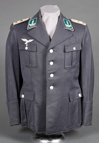 Luftwaffe Administration Official Officer Tunic
