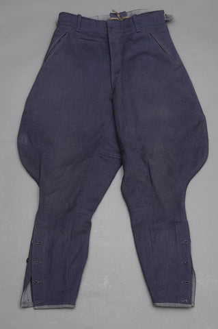 "WWII German Luftwaffe ""Other Ranks"" Breeches"