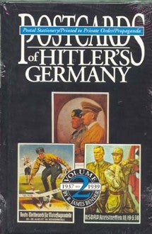 Postcards of Hitler's Germany, Volume Two - 1937-1939