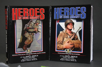 SET OF BOTH Volume 1 and 2, Heroes in our Midst