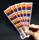 Arizona Flag Tattoo, Party Favor