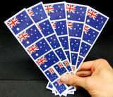 Australian Flag Party Tattoo