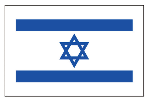 israel flag tattoo
