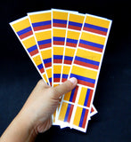 Colombia Flag Party Favors