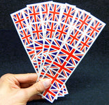 union jack uk flag tattoo