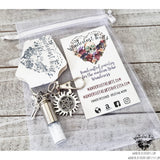 Supernatural Anti possession keychain-Wanderlust Hearts