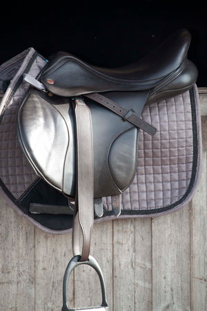 Wide Jumping Stirrup Leathers