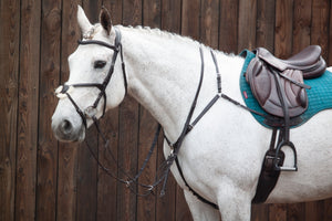 Classic Adjustable Bridge Breastplate