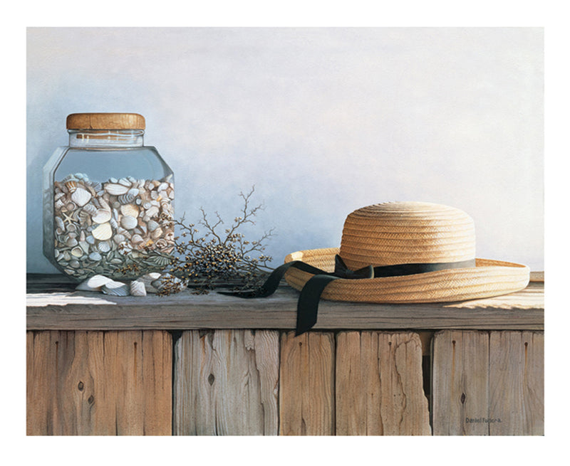 Still Life with Seashells Still Life by Daniel Pollera - FairField Art Publishing