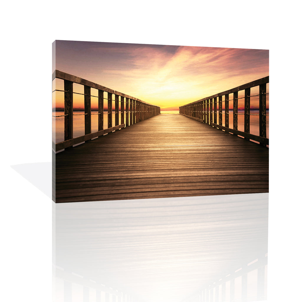 Bay Bridge Sunset by Paulus - FairField Art Publishing