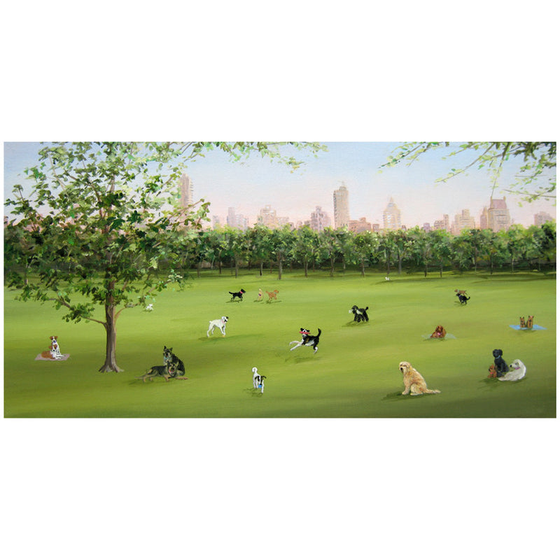 Tails of Central Park Posters by Carol Saxe - FairField Art Publishing