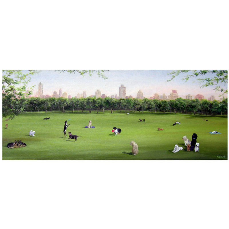 Sunday in the Park Posters by Carol Saxe - FairField Art Publishing