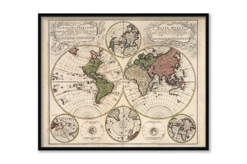 Mappa Universalis by FairField Art Publishing - FairField Art Publishing