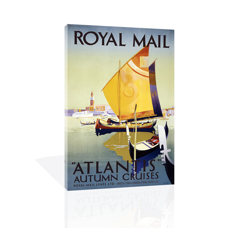 Atlantis Cruises by FairField Art Publishing - FairField Art Publishing