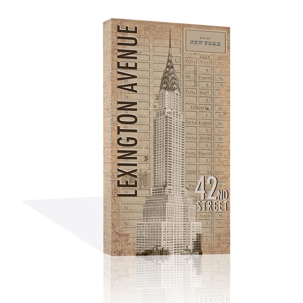 Chrysler Building by Anon - FairField Art Publishing