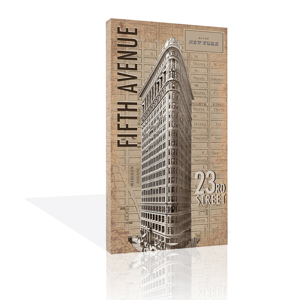 Flatiron Building by Anon - FairField Art Publishing
