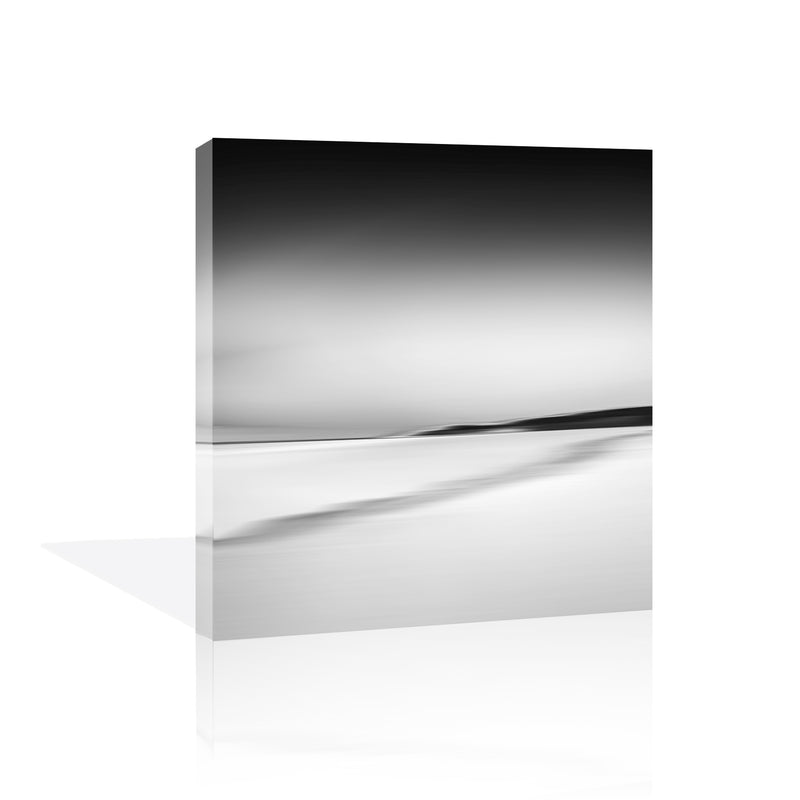Shore View Abstraction, Canvas Art