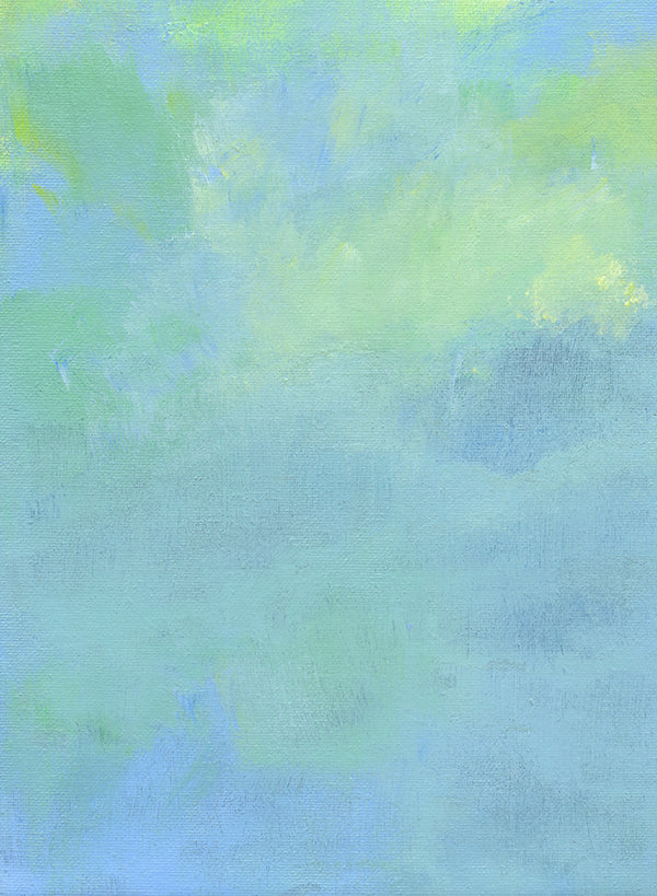 Sky Abstract II., Abstract Canvas Art