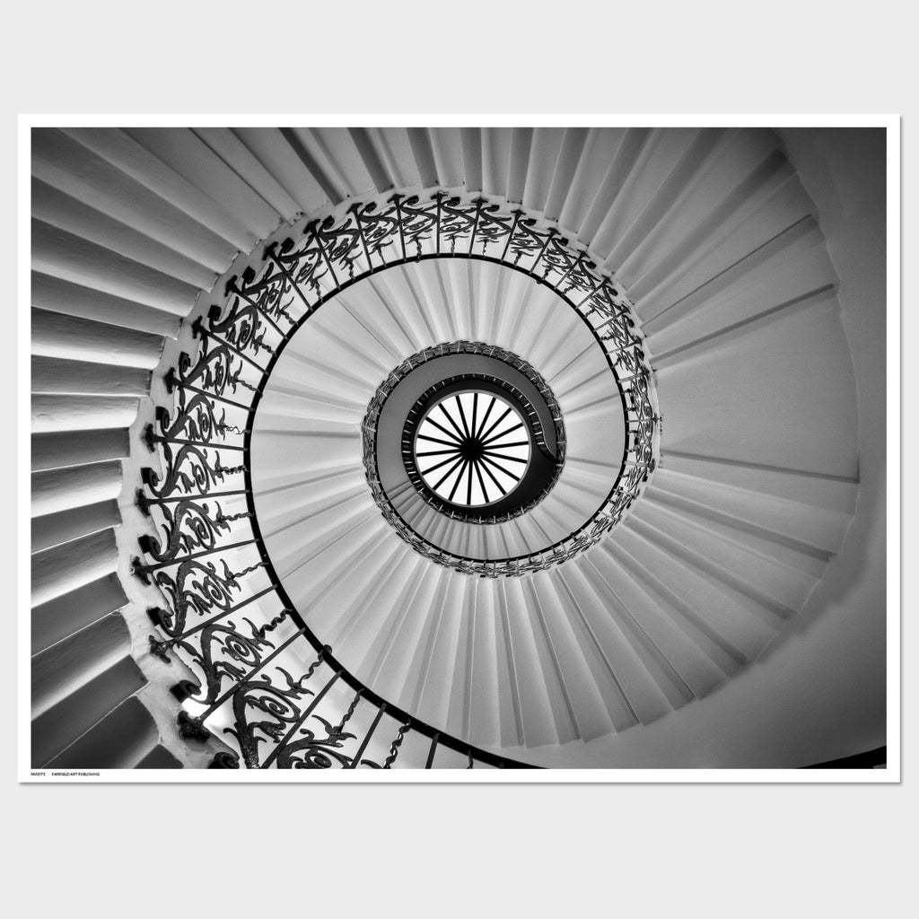 Tulip Staircase Posters by Jackson - FairField Art Publishing
