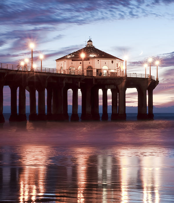Manhattan Beach Pier, California II