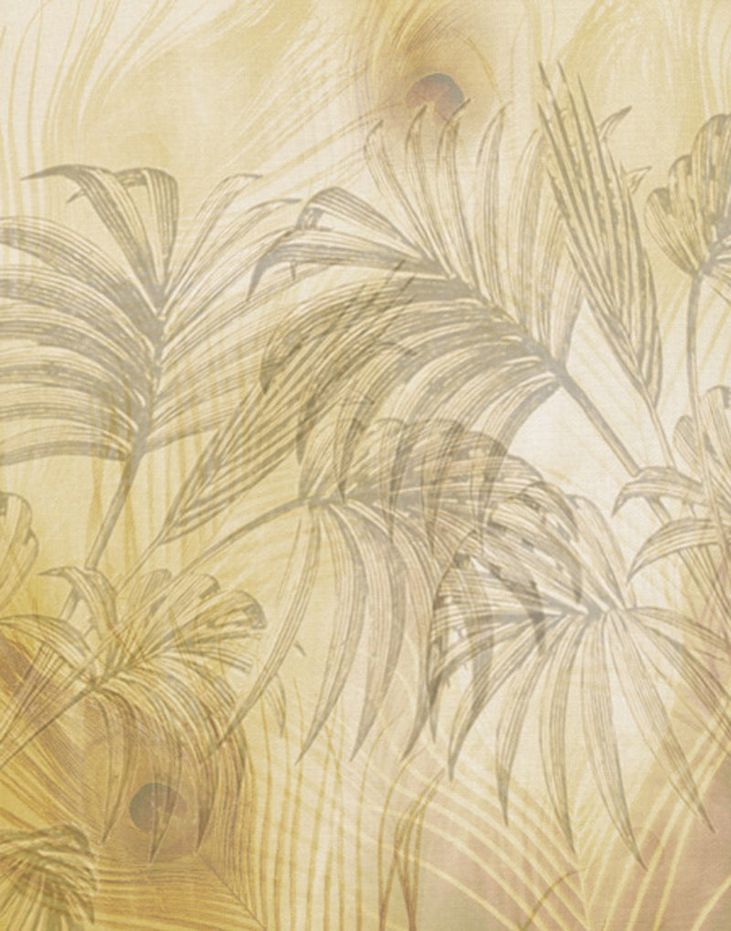Feather Background Decorative by Anon - FairField Art Publishing