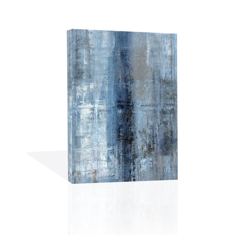 Cerulean Texture I, Canvas Canvas by C. Tice - FairField Art Publishing