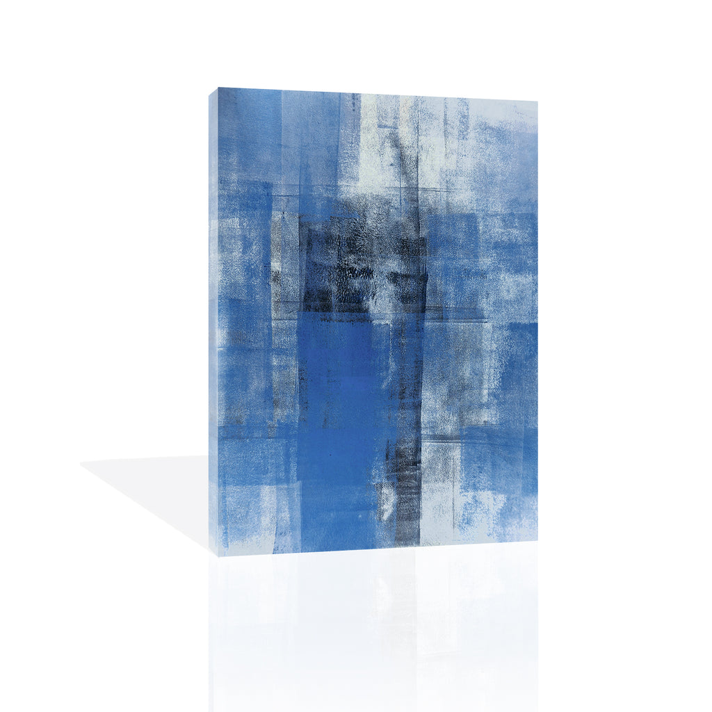 Cerulean Texture II Canvas Art by C. Tice - FairField Art Publishing