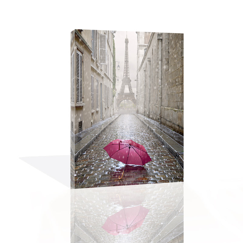Romantic Interlude Canvas Art