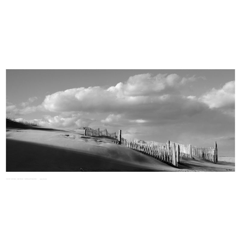 Sand Fences Posters by Eve Turek - FairField Art Publishing
