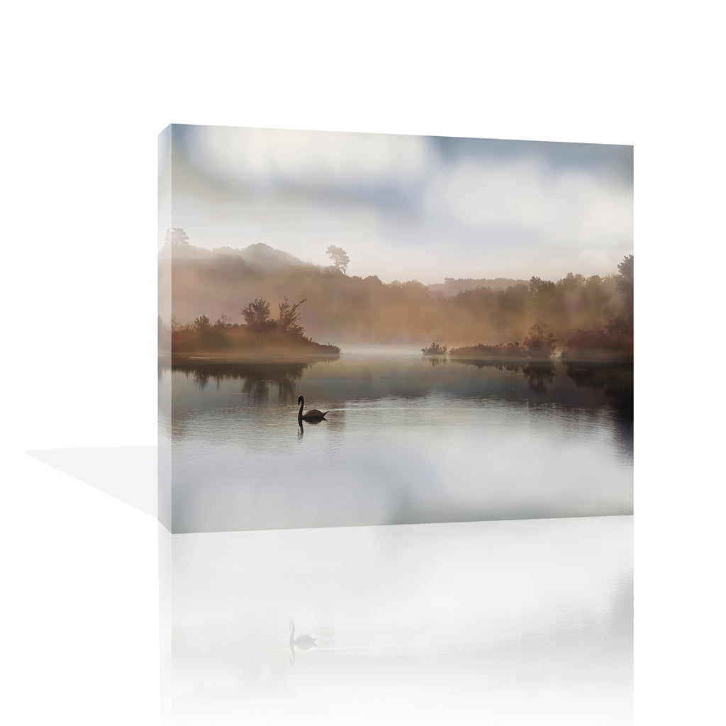 Morning on the River Canvas Art by S. Rega - FairField Art Publishing